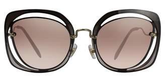 Miu Miu SCENIQUE EVOLUTION SMU54S women Sunglasses