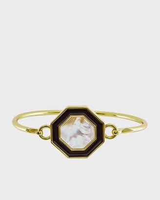 MOP Octagonal Band Bracelet
