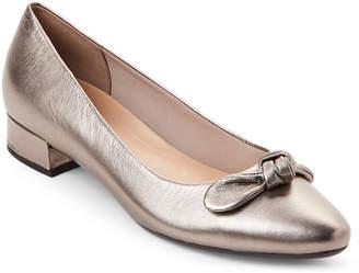 Easy Spirit Metallic Calasee Low Heel Shoes