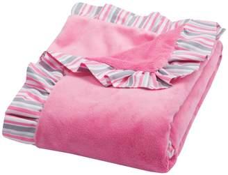 Trend Lab Lauren Lily Logan Receiving Blanket