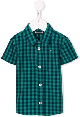 Tommy Hilfiger Junior gingham shirt