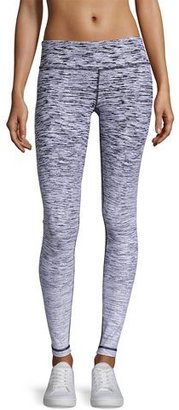 Vimmia Reversible Ombre Athletic Leggings, White $124 thestylecure.com