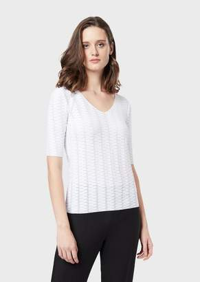 Emporio Armani Knitted Top