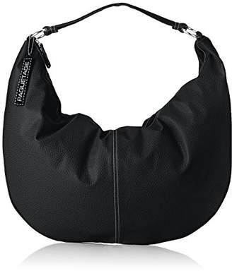 Paquetage BD, Package Shoulder Bag Black Size: