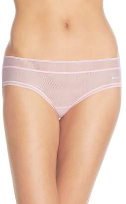 DKNY Mesh Bikini Briefs