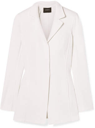 Akris Cashmere Jacket - White