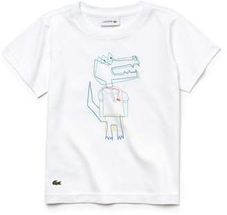Lacoste Crocoline Graphic T-Shirt