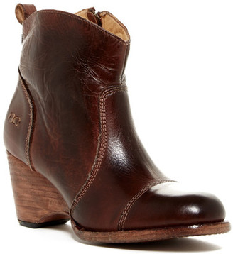 Bed|Stu Gentry Wedge Bootie $245 thestylecure.com