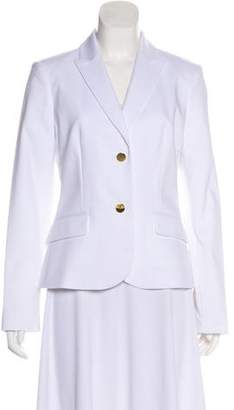 Calvin Klein Structured Long Sleeve Blazer w/ Tags