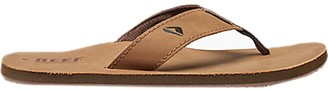 Reef Leather Smoothy Flip Flop - Men's