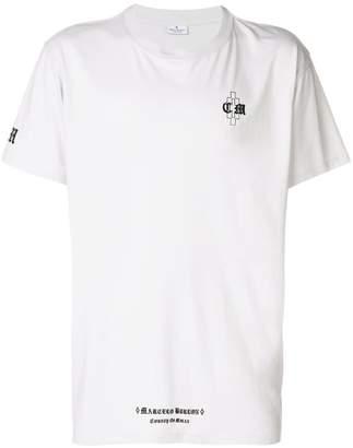 Marcelo Burlon County of Milan Multi logo T-shirt