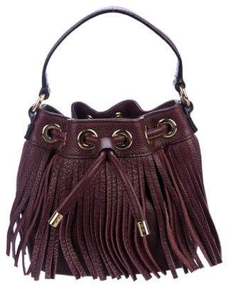 f935cf1fa8e Showing 95 Handbags filtered to 1 brand. Pre-Owned at TheRealReal · Milly  Essex Bucket Bag