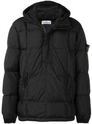 Stone Island padded pullover jacket