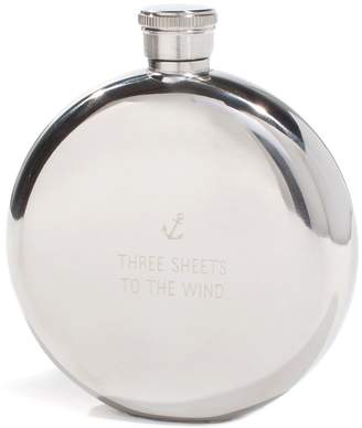 Izola Three Sheets To The Wind Flask 5oz