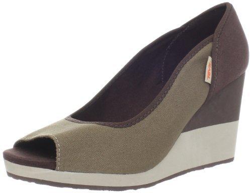 Teva Women's Mush Promenade Wedge Sandal
