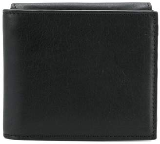 Ann Demeulemeester Blanche foldover smooth wallet