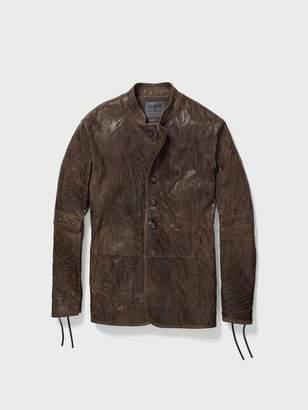 John Varvatos The Winterfell Leather Jacket