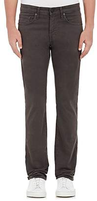 J Brand Men's Kane Stretch-Cotton Moleskin Straight Jeans