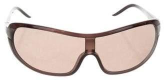 Just Cavalli Logo Shield Sunglasses