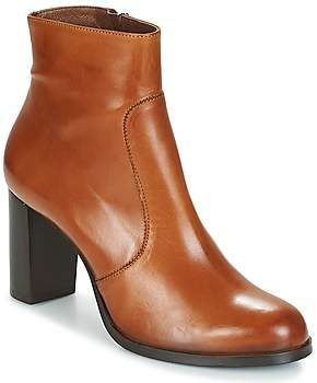 Muratti CHRISTINE women's Low Ankle Boots in Brown