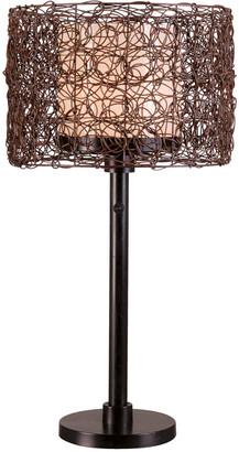 Kenroy 28In Sable Indoor/Outdoor Table Lamp