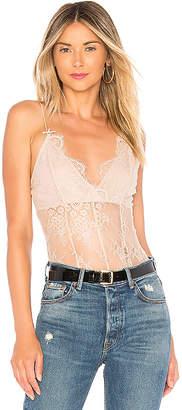 Chrissy Teigen x REVOLVE Wino Bodysuit