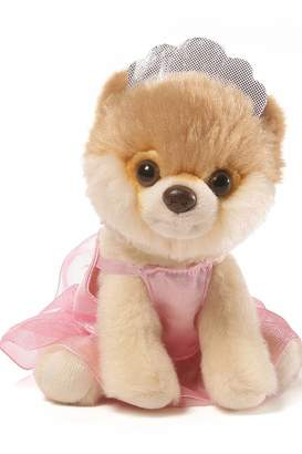 Gund Boo Ballerina Stuffed Animal