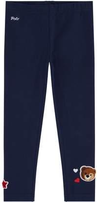 Polo Ralph Lauren Patch Leggings