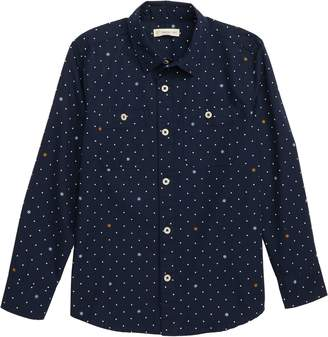 Tucker + Tate Winter Print Woven Shirt