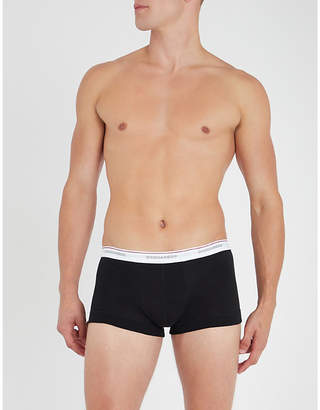 DSQUARED2 Buffalo Bros slim-fit stretch-cotton trunks