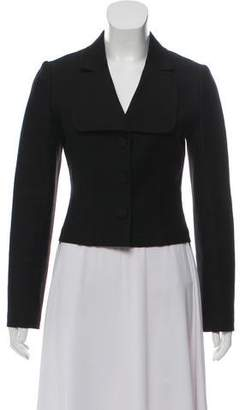 Alaia Cropped Tailored Jacket