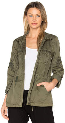 Joie Ceri Jacket in Army $428 thestylecure.com
