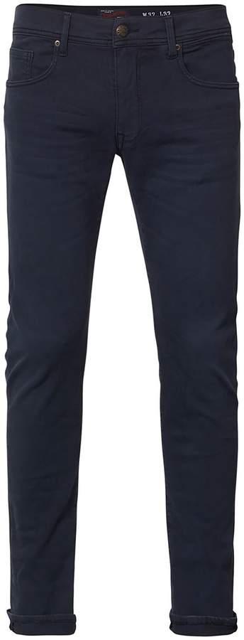 Petrol Industries Jeans mit Slimcut - marineblau