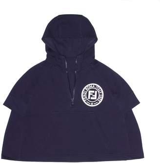 Fendi Cotton hoodie