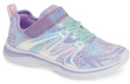 Skechers Double Dreams Shimmer Sneaker
