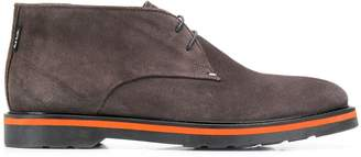 Paul Smith low-heel lace-up boots