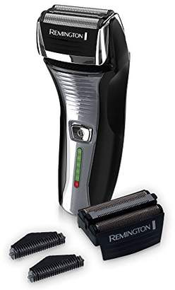 Remington Men's Ultimate Shave Bundle: Men's Electric Foil Razor with an extra replacement screen & 2 replacement cutters