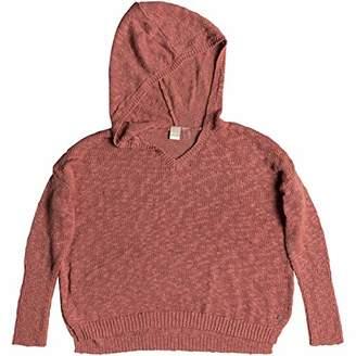 Roxy Junior's Sandy Bay Beach Pullover Sweater
