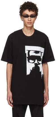 Julius Black Graphic T-Shirt