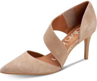 b78efc576c3 Calvin Klein Gella Dress Pumps Women Shoes