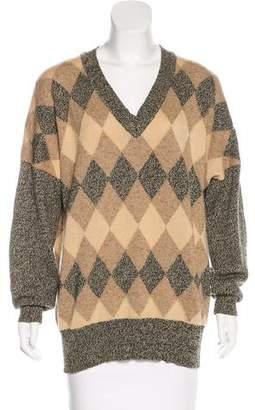 Chloé Wool & Cashmere-Blend Sweater