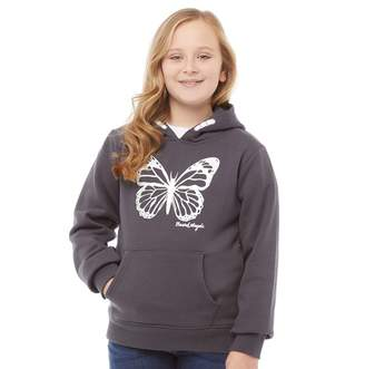 Board Angels Girls Hoody With Foil Print Magnet