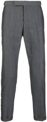 Thom Browne Selvedge Stripe Skinny-Fit Trouser