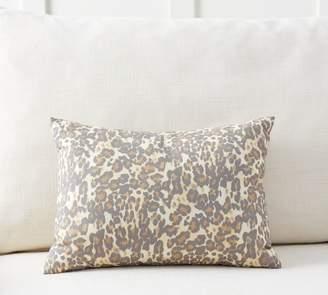 Pottery Barn Cheetah Print Pillow