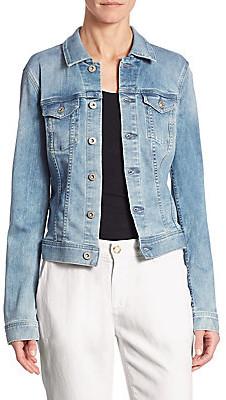 AG Jeans Women's Robyn Denim Light Wash Jacket