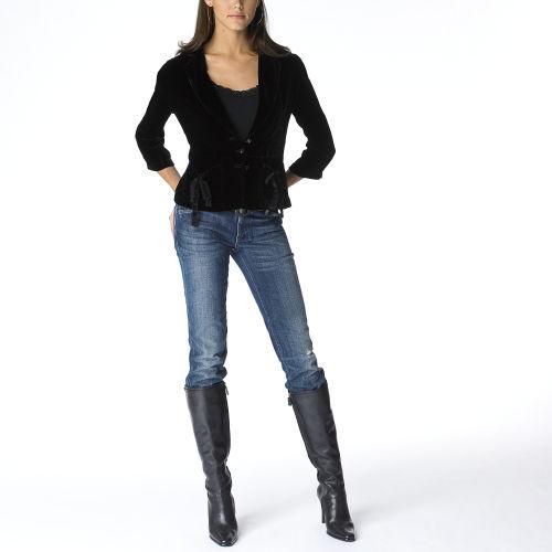 Polo Jeans Kristin Velvet Jacket