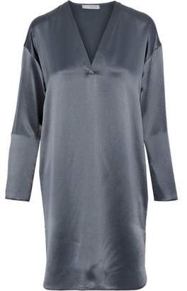 Vince Silk-Satin Dress