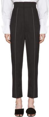 Jacquemus Grey Le Corsaire Trousers