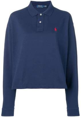 Polo Ralph Lauren long-sleeved polo shirt