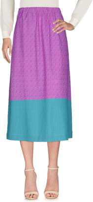 Issey Miyake 3/4 length skirts